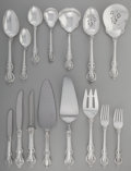 Silver Flatware, American:Other , A One-Hundred-Twenty-Four Piece Towle El Grandee PatternSilver Flatware Service, Newburyport, Massachusetts, de... (Total:136 Items)