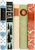 Books:Fiction, [Limited Editions Club]. Group of Five SIGNED/LIMITED Titles. TheLimited Editions Club, [various dates].... (Total: 5 Items)