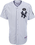 Baseball Collectibles:Uniforms, 2010 Bobby Murcer New York Yankees Old-Timers' Day Jersey from TheBobby Murcer Collection. ...