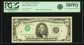 Error Notes:Inverted Third Printings, Fr. 1973-H $5 1974 Federal Reserve Note. PCGS Choice About New58PPQ.. ...