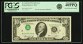 Error Notes:Inverted Third Printings, Fr. 2022-H $10 1974 Federal Reserve Note. PCGS Extremely Fine40PPQ.. ...