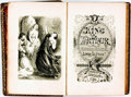 Books:Literature Pre-1900, Edward Bulwer Lytton. King Authur. A Poem by Edward Bulwer Lord Lytton. London: Charlton Tucker, 1870. ...