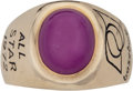 Baseball Collectibles:Others, 1972 Bobby Murcer All-Star Game Ring from The Bobby MurcerCollection. ...