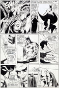 Original Comic Art:Panel Pages, Neal Adams and Dick Giordano Batman #232 Page 11 OriginalArt (DC, 1971)....