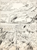 Original Comic Art:Panel Pages, Carmine Infantino and Murphy Anderson Mystery In Space #81Story Page 13 Original Art (DC, 1963)....