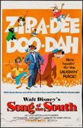"""Movie Posters:Animation, Song of the South & Others Lot (Buena Vista, R-1972). One Sheets (2) (27"""" X 41""""), & Trimmed One Sheet (26.5"""" X . Animation.... (Total: 3 Items)"""