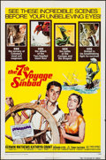 """Movie Posters:Fantasy, The 7th Voyage of Sinbad (Columbia, R-1975). One Sheet (27"""" X 41""""). Style A, Uncut Pressbook, & Cut Pressbook (6 Pages, 11""""...(Total: 3 Items)"""