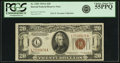 Small Size:World War II Emergency Notes, Fr. 2305 $20 1934A Hawaii Federal Reserve Note. PCGS Choice About New 55PPQ.. ...