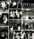 Books:Prints & Leaves, [Dancing]. Archive of Approximately Sixty Photographs and PressPrints Relating to Dancing....