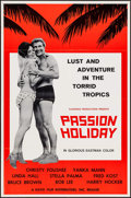 "Movie Posters:Sexploitation, Passion Holiday & Other Lot (Davis Film, 1963). One Sheets (2)(27.5"" X 40.75"", 27"" X 41""). Sexploitation.. ... (Total: 2 Items)"