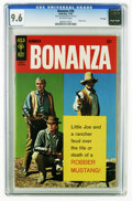 Silver Age (1956-1969):Western, Bonanza #26 File Copy (Gold Key, 1967) CGC NM+ 9.6 Off-white pages.Photo cover. Overstreet 2005 NM- 9.2 value = $80. CGC ce...