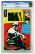 Bronze Age (1970-1979):Western, Bonanza #36 File Copy (Gold Key, 1970) CGC NM 9.4 Off-white pages. Photo cover. Overstreet 2005 NM- 9.2 value = $80. CGC cen...