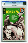 Bronze Age (1970-1979):Western, Bonanza #37 File Copy (Gold Key, 1970) CGC NM+ 9.6 Off-white to white pages. Photo cover. Overstreet 2005 NM- 9.2 value = $8...