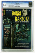 Silver Age (1956-1969):Horror, Boris Karloff Tales of Mystery #14 File Copy (Gold Key, 1966) CGCVF+ 8.5 Cream to off-white pages. Painted cover. Bill Drau...