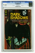 Bronze Age (1970-1979):Horror, Dark Shadows #8 File Copy (Gold Key, 1971) CGC NM/MT 9.8 Off-whitepages. Painted cover. Joe Certa art. Overstreet 2005 NM- ...