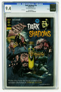 Bronze Age (1970-1979):Horror, Dark Shadows #19 File Copy (Gold Key, 1973) CGC NM 9.4 Off-white towhite pages. Painted cover. Joe Certa art. Overstreet 20...