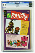 Bronze Age (1970-1979):Cartoon Character, H.R. Pufnstuf #3 File Copy (Gold Key, 1971) CGC VF 8.0 Off-whitepages. Photo cover featuring Witchie-Poo. Overstreet 2005 V...