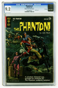 Golden Age (1938-1955):Superhero, Phantom #3 File Copy (Gold Key, 1963) CGC NM- 9.2 Cream to off-white pages. Painted cover by George Wilson. Jack Sparling an...