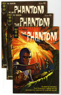 Silver Age (1956-1969):Adventure, Phantom #7 and 11 Group (Gold Key, 1964-65) Condition: Average VF. This group contains issues #7 (four copies) and 11 (two c... (Total: 6 Comic Books)