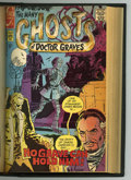 Bronze Age (1970-1979):Horror, Many Ghosts of Dr. Graves Bound Volume #17-32 (Charlton, 1969-72).Most of the covers in this bound collection were drawn by...
