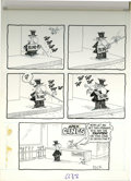 Original Comic Art:Sketches, Duck Edwing - Mad Illustrations Original Art, Group of 7 (EC, 1988-89). Seven way-out pages are the focus of this wild and w... (Total: 7 Items)
