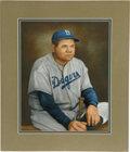 Baseball Collectibles:Others, Babe Ruth Original Art from the Helmar Brewing Company. Hailed asone of the finest specialty microbreweries, the Helmar B...