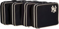 Baseball Collectibles:Others, 1970's Bobby Murcer Personal Luggage Set of 4 from The Bobby MurcerCollection. ...