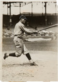 Baseball Collectibles:Photos, 1922 Rogers Hornsby Original News Photograph, PSA/DNA Type 1. ...
