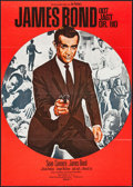 "Movie Posters:James Bond, Dr. No (United Artists, R-1980). German A1 (23.5"" X 33""). JamesBond.. ..."