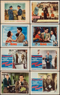 """Movie Posters:Romance, The Luck of the Irish & Others Lot (20th Century Fox, 1948). Lobby Cards (11) (11"""" X 14""""). Romance.. ... (Total: 11 Items)"""
