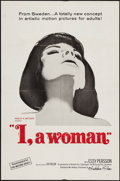 """Movie Posters:Adult, I, A Woman & Other Lot (Audubon, 1965). One Sheet (27"""" X 41""""). Adult.. ... (Total: 2 Items)"""