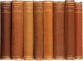 Books:Literature 1900-up, D. H. Lawrence. Group of Eight Titles. London: Martin Secker, [various dates 1920-1932].... (Total: 8 Items)