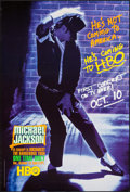 """Movie Posters:Rock and Roll, Michael Jackson: The Dangerous Tour (HBO Films, 1992). Poster (27""""X 40""""). Rock and Roll.. ..."""