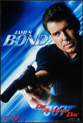 "Movie Posters:James Bond, Die Another Day (MGM, 2002). One Sheet (27"" X 40"") SS Advance JamesBond Style. James Bond.. ..."