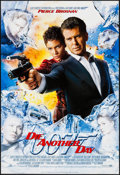 """Movie Posters:James Bond, Die Another Day (MGM, 2002). Australian One Sheet (27"""" X 39.5"""") DS & Video Poster (27"""" X 40"""") SS. James Bond.. ... (Total: 2 Items)"""