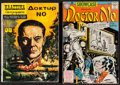 "Movie Posters:James Bond, Dr. No (DC Comics, 1962). Comic Book (32 Pages, 7"" X 10.25"") &Greek Language Comic Book (48 Pages, 7"" X 9.75""). James Bond....(Total: 2 Items)"