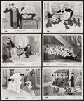 "Movie Posters:Animation, 101 Dalmatians & Other Lot (Buena Vista, 1961). Photos (18) (8""X 10""). Animation.. ... (Total: 18 Items)"