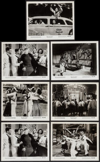 "On the Town (MGM, R-1962). Photos (7) (8"" X 10""). Musical. ... (Total: 7 Items)"