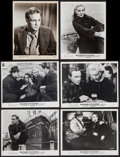 "Movie Posters:Academy Award Winners, On the Waterfront (Columbia, 1954 & R-1960). Photo &Reissue Photos (8"" X 10""). Academy Award Winners.. ... (Total: 21Items)"