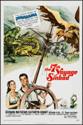 "Movie Posters:Fantasy, The 7th Voyage of Sinbad (Columbia, R-1975). One Sheet (27"" X 41"") Style B and Photos (9) (8"" X 10""). Fantasy.. ... (Total: 10 Items)"