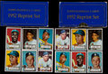 "Baseball Cards:Sets, Lot of Two 1983 Topps ""1952 Topps Baseball"" Anniversary Reprint Complete Set (402). ..."