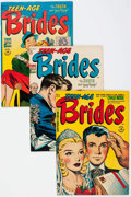 Golden Age (1938-1955):Miscellaneous, Harvey Miscellaneous Golden Age Romance Comics File Copy Group of (Harvey, 1950s) Condition: Average VF.... (Total: 30 Comic Books)