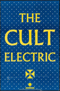 "Movie Posters:Musical, The Cult: Electric (1940). Album Posters (2) (23"" X 35"") Black and Blue Styles. Musical.. ... (Total: 2 Items)"