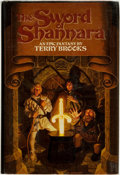 Books:Science Fiction & Fantasy, Terry Brooks. The Sword of Shannara. New York: Random House,[1977]....