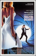 "Movie Posters:James Bond, The Living Daylights (United Artists, 1987). One Sheet (27"" X 41"")SS. James Bond.. ..."