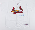 Baseball Collectibles:Uniforms, Orlando Cepeda Signed St. Louis Cardinals Jersey....