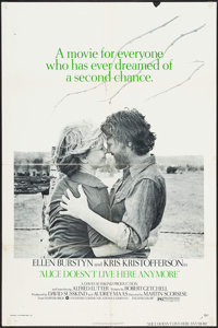 """Alice Doesn't Live Here Anymore & Others Lot (Warner Brothers, 1974). One Sheets (4) (27"""" X 41""""). Drama..."""