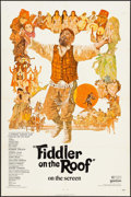 "Movie Posters:Musical, Fiddler on the Roof & Other Lot (United Artists, 1972). One Sheets (2) (27"" X 41""). Musical.. ... (Total: 2 Items)"