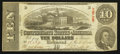 Confederate Notes:1863 Issues, T59 $10 1863 PF-16 Cr. 347.. ...