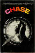 Books:Mystery & Detective Fiction, K. R. Dwyer [pseudonym of Dean Koontz]. INSCRIBED. Chase.New York: Random House, [1972]....